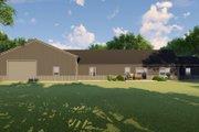 Farmhouse Style House Plan - 3 Beds 2 Baths 2024 Sq/Ft Plan #1064-117