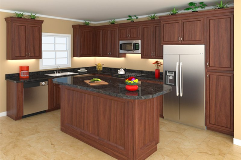 Country Interior - Kitchen Plan #21-365 - Houseplans.com