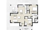 Contemporary Style House Plan - 2 Beds 1 Baths 935 Sq/Ft Plan #924-12 Floor Plan - Main Floor Plan