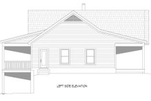 House Plan Design - Country Exterior - Other Elevation Plan #932-310