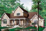 Farmhouse Style House Plan - 3 Beds 2.5 Baths 2204 Sq/Ft Plan #23-337