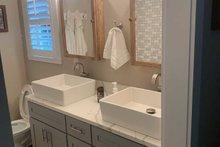 House Plan Design - Cottage Interior - Master Bathroom Plan #44-165
