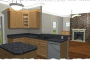 Country Style House Plan - 2 Beds 1 Baths 992 Sq/Ft Plan #44-191 Photo