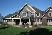 Country Style House Plan - 3 Beds 3.5 Baths 3921 Sq/Ft Plan #51-555