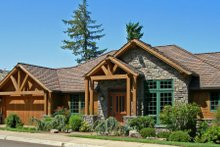 Dream House Plan - Craftsman Exterior - Other Elevation Plan #48-300