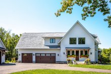Farmhouse Exterior - Other Elevation Plan #51-1132