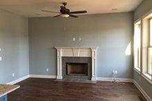 Craftsman Interior - Family Room Plan #437-91