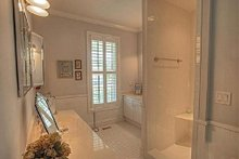 Home Plan - Bathroom - 2600 square foot Southern home