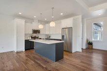 Craftsman Interior - Kitchen Plan #1070-24