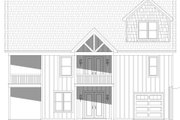 Country Style House Plan - 3 Beds 3 Baths 2537 Sq/Ft Plan #932-334 Exterior - Front Elevation