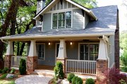 Craftsman Style House Plan - 4 Beds 3 Baths 2680 Sq/Ft Plan #461-36 Photo