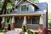 Craftsman Style House Plan - 4 Beds 3 Baths 2680 Sq/Ft Plan #461-36