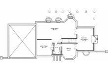 European Floor Plan - Other Floor Plan Plan #119-114