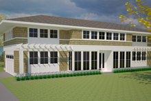 Prairie Exterior - Front Elevation Plan #481-3