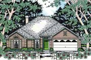 Traditional Style House Plan - 4 Beds 2 Baths 1554 Sq/Ft Plan #42-391