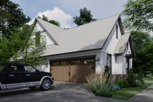 Architectural House Design - Contemporary Exterior - Other Elevation Plan #120-268