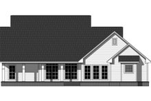 Dream House Plan - Country Exterior - Rear Elevation Plan #21-335