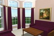 European Style House Plan - 4 Beds 3 Baths 2253 Sq/Ft Plan #56-178 Photo