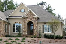 Dream House Plan - European Exterior - Other Elevation Plan #437-48