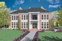 House Plan Design - Exterior - Front Elevation Plan #36-233
