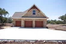 Architectural House Design - Craftsman Exterior - Other Elevation Plan #120-172
