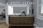 Farmhouse Style House Plan - 3 Beds 3 Baths 10240 Sq/Ft Plan #1060-83 Interior - Master Bathroom