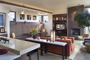 Modern Style House Plan - 2 Beds 2.5 Baths 1899 Sq/Ft Plan #48-571 Interior - Other