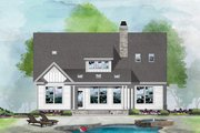 Farmhouse Style House Plan - 3 Beds 2 Baths 1827 Sq/Ft Plan #929-1124