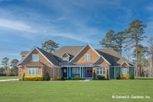 Home Plan - Ranch Exterior - Front Elevation Plan #929-1050