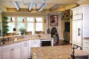 European Style House Plan - 3 Beds 3.5 Baths 4121 Sq/Ft Plan #17-628 Photo