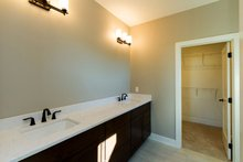 Dream House Plan - Ranch Interior - Master Bathroom Plan #70-1500
