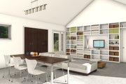 Modern Style House Plan - 2 Beds 1 Baths 1160 Sq/Ft Plan #497-29
