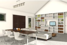 Modern Interior - Other Plan #497-29