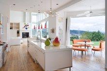 Modern Interior - Kitchen Plan #48-468