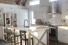 Contemporary Interior - Kitchen Plan #23-2316