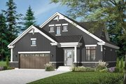 Country Style House Plan - 4 Beds 2.5 Baths 2141 Sq/Ft Plan #23-2243 Exterior - Front Elevation
