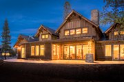 Traditional Style House Plan - 4 Beds 2.5 Baths 3871 Sq/Ft Plan #895-111 Photo