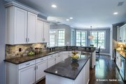 Country Style House Plan - 4 Beds 3 Baths 2304 Sq/Ft Plan #929-610