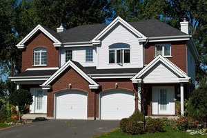 Traditional Exterior - Front Elevation Plan #138-348