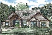 Craftsman Style House Plan - 4 Beds 3.5 Baths 3594 Sq/Ft Plan #17-2445