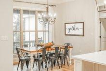 Modern Interior - Dining Room Plan #430-184