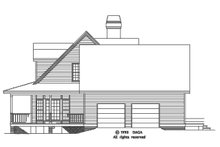 Home Plan - Right Side