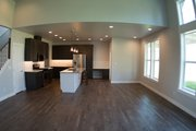 Farmhouse Style House Plan - 3 Beds 2.5 Baths 1854 Sq/Ft Plan #1070-26 Interior - Family Room