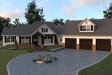 House Plan Design - Farmhouse Exterior - Front Elevation Plan #1070-22