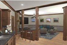 Craftsman Interior - Kitchen Plan #56-718
