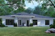 Mediterranean Style House Plan - 4 Beds 2 Baths 1649 Sq/Ft Plan #923-124