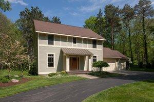 Dream House Plan - Craftsman Exterior - Front Elevation Plan #901-28