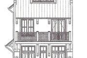 Mediterranean Style House Plan - 4 Beds 4 Baths 2831 Sq/Ft Plan #536-6 Photo