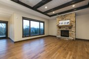 Ranch Style House Plan - 4 Beds 3 Baths 2191 Sq/Ft Plan #70-1498