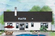 Farmhouse Style House Plan - 3 Beds 2 Baths 1565 Sq/Ft Plan #929-1133